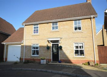 Thumbnail 4 bed detached house for sale in Stirling Road, Old Catton, Norwich