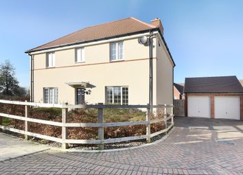 Thumbnail 4 bedroom detached house for sale in Cumnor Hill, Oxford