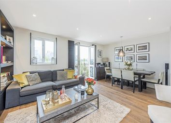 Thumbnail 2 bedroom flat for sale in Carnwath Road, London