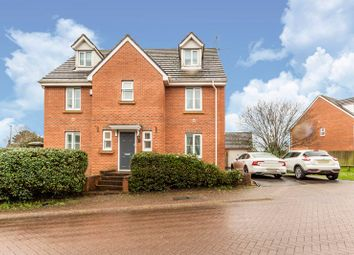 6 bed detached house for sale in Wentloog Rise, Castleton, Cardiff CF3