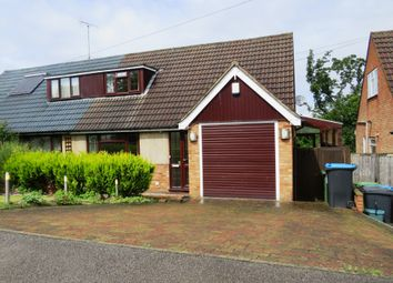 Thumbnail 2 bed bungalow for sale in The Coppins, Markyate, St. Albans
