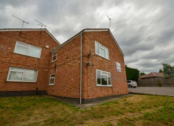 Thumbnail 2 bed flat to rent in Hamilton Court, London Road, Oadby, Leicester