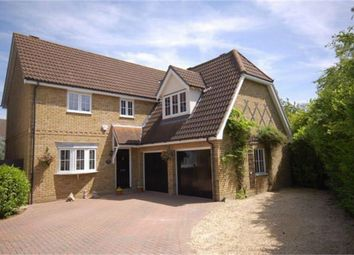 Thumbnail 4 bed detached house for sale in Framlingham Way, Great Notley, Braintree, Essex