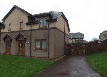 Thumbnail 3 bed semi-detached house for sale in Old Milnafua Road, Alness