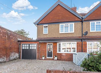 Thumbnail 3 bed semi-detached house for sale in Portlock Road, Maidenhead
