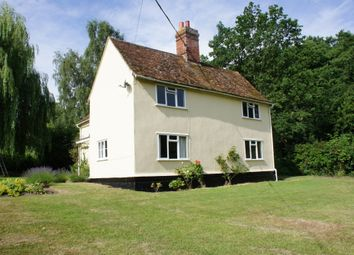 Thumbnail 3 bed detached house to rent in Rands Road, Lower Layham, Hadleigh, Suffolk