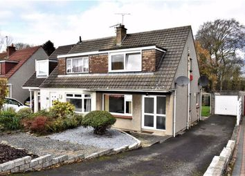 Thumbnail 3 bed semi-detached house for sale in 75, Weavers Knowe Crescent, Currie, Edinburgh