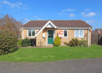 Thumbnail 2 bed detached bungalow for sale in Southfields, Bourne