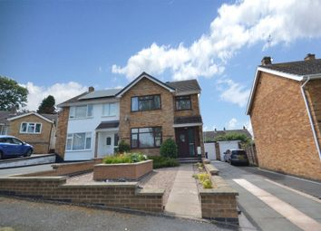 Thumbnail 3 bed semi-detached house for sale in Shenton Close, Stoke Golding