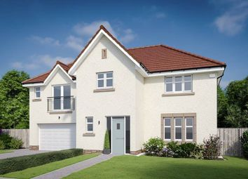 "Thumbnail 5 bedroom detached house for sale in ""The Kennedy"" at Dalmahoy Crescent, Balerno"