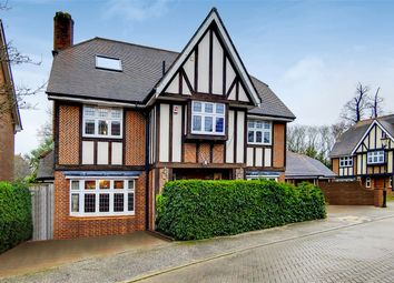 Thumbnail 7 bed detached house for sale in Limewood Close, Beckenham