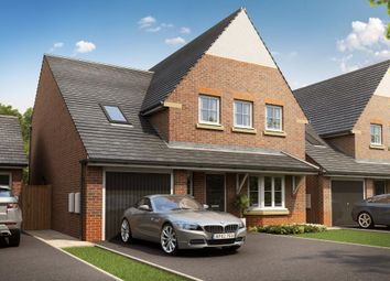 "Thumbnail 4 bed detached house for sale in ""Harborough"" at Rykneld Road, Littleover, Derby"