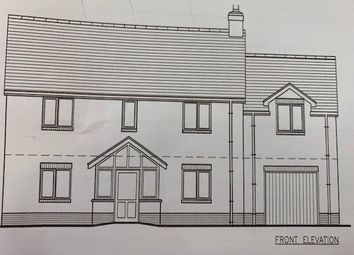 Thumbnail 5 bedroom detached house for sale in Plot 5 The Solva, Land South Of Kilvelgy Park, Kilgetty, Pembrokeshire