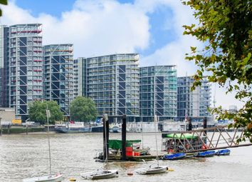 Thumbnail 1 bed property for sale in Riverlight Three, London
