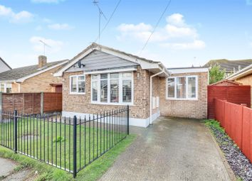 Thumbnail 1 bed detached bungalow for sale in Roggel Road, Canvey Island