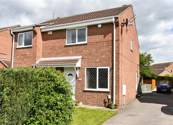 Thumbnail 2 bed semi-detached house for sale in Hendon Garth, Rawcliffe, York