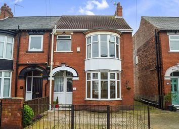 Thumbnail 3 bedroom semi-detached house for sale in Watt Street, Hull