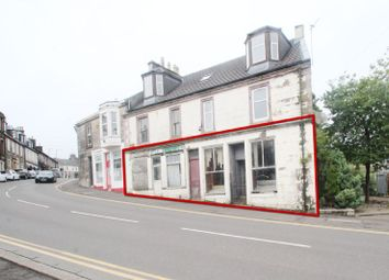 Thumbnail 2 bed flat for sale in 78-80, New Street, 2 Commerial Units, Dalry KA245By
