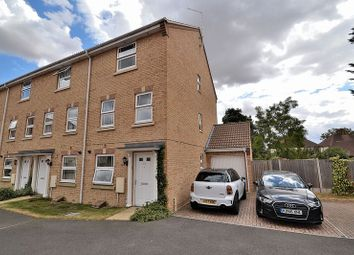 Thumbnail 4 bed end terrace house for sale in Drakes Avenue, Leighton Buzzard