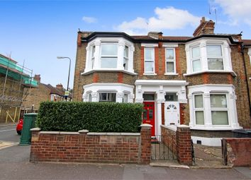 Thumbnail 3 bed end terrace house for sale in Barrett Road, Walthamstow, London