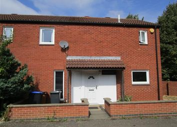 Thumbnail 3 bed end terrace house to rent in Yarwell Square, West Hunsbury, Northampton
