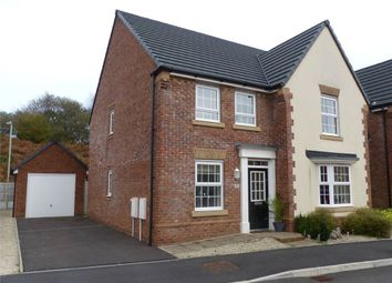 Thumbnail 4 bed detached house for sale in Ffordd Maendy, Sarn, Bridgend, Mid Glamorgan