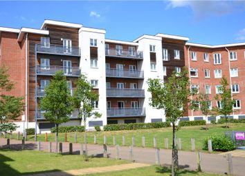 Thumbnail 1 bed flat for sale in Burghley Court, Kingsquarter, Maidenhead