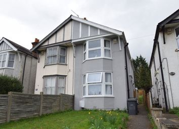 Thumbnail 1 bed semi-detached house to rent in Hughenden Road, High Wycombe, Bucks