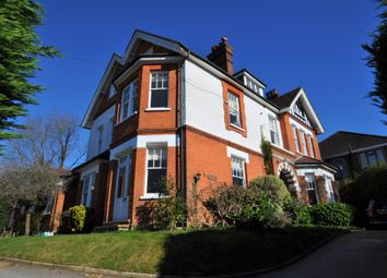 Thumbnail 2 bed flat for sale in Clandon Road, Guildford