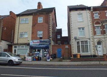 Thumbnail 1 bed flat to rent in Loughborough Road, Leicester