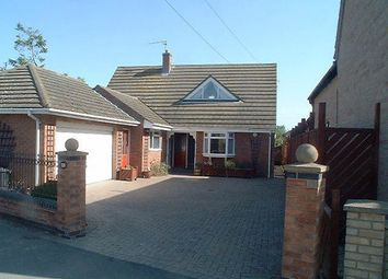 Thumbnail 4 bed detached house to rent in West Fen Road, Ely