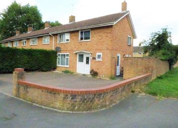 Thumbnail 4 bed end terrace house for sale in Lady Margaret Road, Crawley, West Sussex