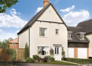 Thumbnail 3 bed link-detached house for sale in Silfield Road, Wymondham