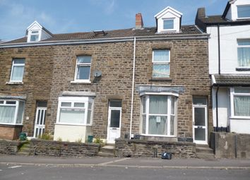 Thumbnail 4 bedroom terraced house to rent in North Hill Road, Mount Pleasant, Swansea