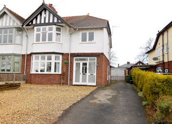 Thumbnail 3 bed semi-detached house for sale in Box Lane, Wrexham