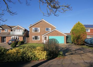 Thumbnail 4 bed detached house for sale in Fort Road, Alverstoke