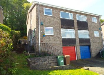 Thumbnail 4 bed semi-detached house for sale in Plymstock, Plymouth, Devon