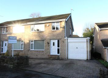 Thumbnail 3 bed semi-detached house to rent in Flint Lane, Darley Bridge, Matlock, Matlock, Derbyshire