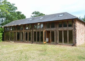 Thumbnail 6 bed barn conversion for sale in Uffculme, Cullompton