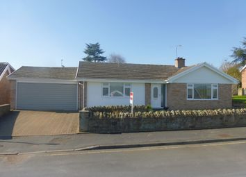 Thumbnail 2 bed detached bungalow for sale in Loder Drive, Hereford