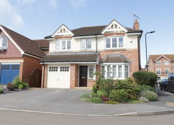 Thumbnail 4 bed detached house for sale in Balmer Rise, Bramley, Rotherham, South Yorkshire