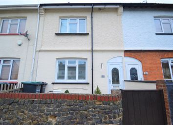 Thumbnail 2 bed terraced house for sale in Mayfield Road, Northfleet, Gravesend