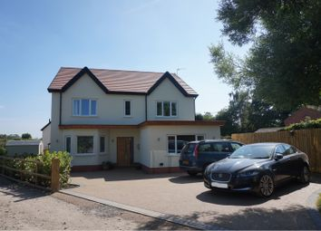 Thumbnail 4 bed detached house for sale in Lostock Hall Road, Poynton