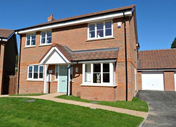 Thumbnail 4 bed detached house for sale in Oak Tree Gardens, Knebworth, Hertfordshire