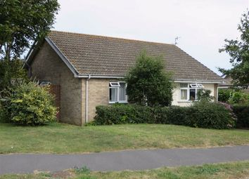 Thumbnail 4 bed bungalow for sale in North Way, Seaford, East Sussex