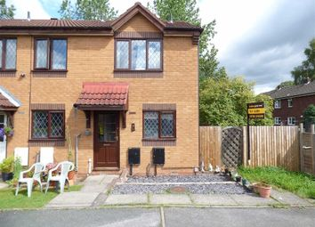 Thumbnail 2 bed end terrace house for sale in Aldrin Close, Stafford