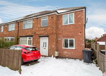 Thumbnail 6 bed semi-detached house for sale in Danebury Drive, York