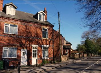 Thumbnail 3 bed end terrace house for sale in Lower Somercotes, Alfreton