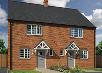 Thumbnail 2 bed semi-detached house for sale in Cross Gates Meadow, Ford, Shrewsbury