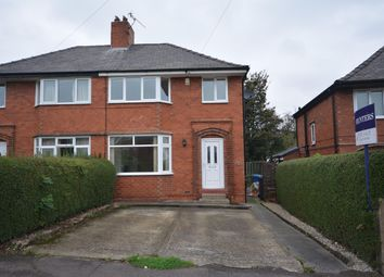 Thumbnail 3 bed semi-detached house for sale in Selhurst Road, Newbold, Chesterfield
